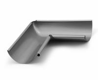 Угол желоба наружный произвольный 150 мм