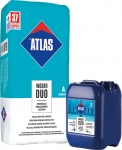 Двухкомпонентная гидроизоляция Atlas Woder DUO 32 кг