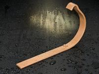 Держатель желоба 125 мм длинный