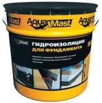 Мастика Битумная для фундамента Aqua Mast 10 кг