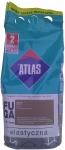 Затирка Atlas Fuga (Elastyczna 207) 1-7мм 2кг латте