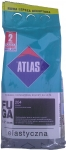 Затирка Atlas Fuga (Elastyczna 204) 1-7мм 2кг чёрная