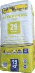 Затирка для кирпича Крайка 19/29 кремово-жёлтая 25 кг.