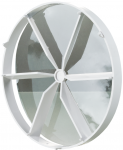 Силиконовый обратный клапан Vents Ø100