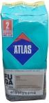 Затирка Atlas Fuga (Elastyczna 205) 1-7мм 2кг кремовая