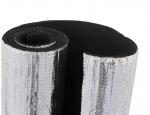 Фольгированный синтетический каучук 6 мм Алюфом R