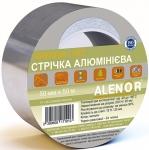 Скотч алюминиевый самоклеющийся + PET 50мм*50м