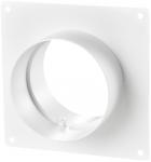 Соединитель с настенной пластиной для круглых каналов Ø125 мм Vents