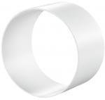Пластиковое наружное соединение Ø150мм круглых гибких каналов Vents