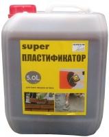 Супер пластификатор Ispolin для растворов 5 л.