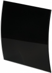 Панель ESCUDO Черное глянцевое стекло 100