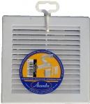 Вентиляционная решётка TRU 2 (15*15) белая