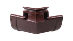 Угол желоба внутренний W 135 PROFIL 90/75