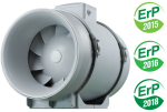 Канальный центробежный вентилятор Vents ТТ Про Ø 100