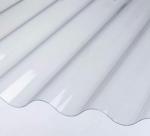 Волнопласт белый матовый