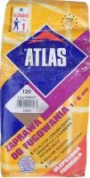Затирка Atlas 120 1-6 мм 2 кг Тоффи, бумажная уп.