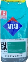 Затирка Atlas Fuga (Elastyczna 217) 1-7мм 2кг изумрудный