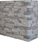 Угол для декоративного камня Абрау 110