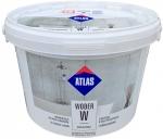 Эластичная готовая гидроизоляция Atlas Woder W 10 кг.
