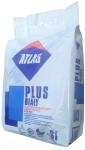 Высокоэластичный деформируемый белый клей для плитки Atlas Plus Белый 5кг