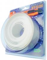 Белая самоклеящаяся зашитная лента - бордюр для ванной 41 мм * 3,2 м