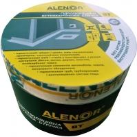 Бутилкаучуковая гидроизоляционная лента на основе нетканого полотна Alenor BT 100мм*10 м.п.