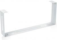 Держатель прямоугольных ПВХ каналов Vents 60х120 мм