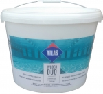Двухкомпонентная гидроизоляция Atlas Woder DUO 16 кг