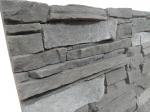 Универсальный угол декоративного камня Эльбрус серый угол