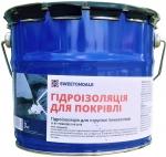 Мастика Битумно-резиновая для кровли Aqua Mast 3 кг