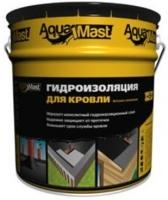 Мастика Битумно-резиновая для кровли Aqua Mast 18 кг