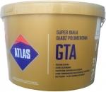 Готовая белая финишная шпаклевка Atlas GTA 18 кг