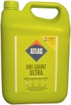 Укрепляющая грунтовка концентрат глубокого проникновения Atlas Uni - Grunt Ultra 5 кг