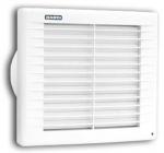 Вентилятор WWC 160x140 Ø100 с автоматическими жалюзи
