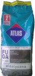 Затирка Atlas Fuga (Elastyczna 024) 1-7мм 2кг тёмно-коричневая