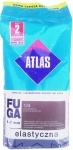 Затирка Atlas Fuga (Elastyczna 123) 1-7мм 2кг светло-коричневая