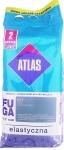 Затирка Atlas Fuga (Elastyczna 027) 1-7мм 2кг зелёная