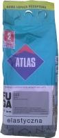 Затирка Atlas Fuga (Elastyczna 035) 1-7мм 2кг серая