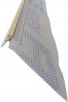 Профиль оконный примыкающий с армирующей сеткой