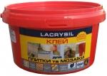 Готовый клей для плитки и мозаики 1 кг