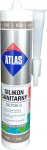 Санитарный цветной силикон Atlas Silton S - 036 тёмно-серый