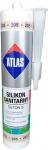 Санитарный цветной силикон Atlas Silton S - 205 кремовый