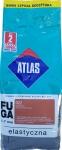 Затирка Atlas Fuga (Elastyczna 022) 1-7мм 2кг ореховая