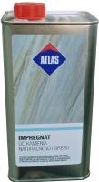 Импрегнат для натурального камня и греса Atlas 1 л