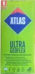 Гелевый высокоэластичный деформируемый клей для плитки Atlas Ultra geoflex 2 -15 мм/ 25 кг
