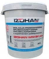 Битумная двухкомпонентная гидроизоляция Izohan WM 2K Plus 30 л.