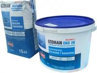 Двухкомпонентная эластичная гидроизоляция Izohan EKO 2K 24 кг