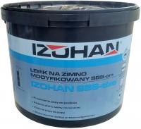 Битумный кровельный универсальный клей/гидроизоляция IZOHAN SBS Tixo 20 кг