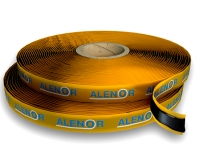Alenor K-2 бутиловая лента 75 мм с двухсторонней клейкой поверхностью