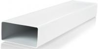 ПВХ канал Awenta 75*150/ 1м. белый